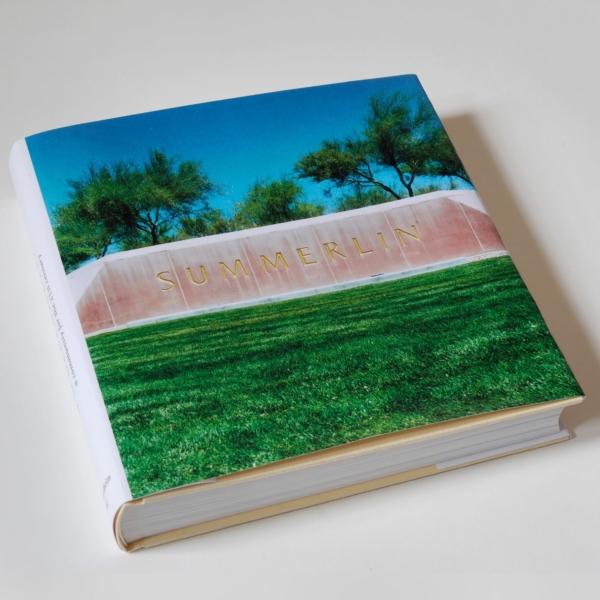 Jens Sundheim – Summerlin – artist book